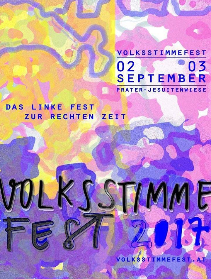 VSF2017 Plakat ohne logos