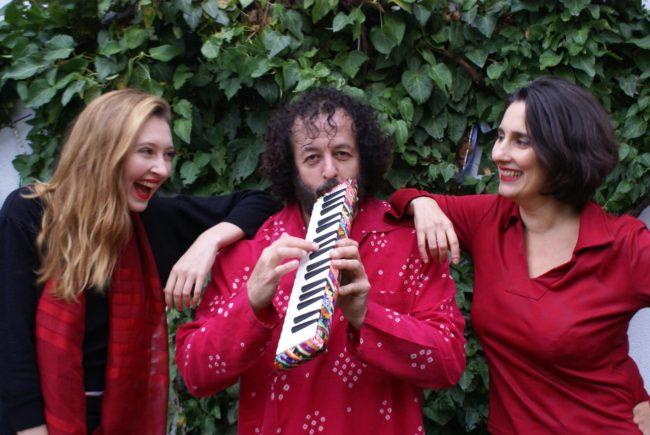 Elias Meiri & The Yiddish Maidls