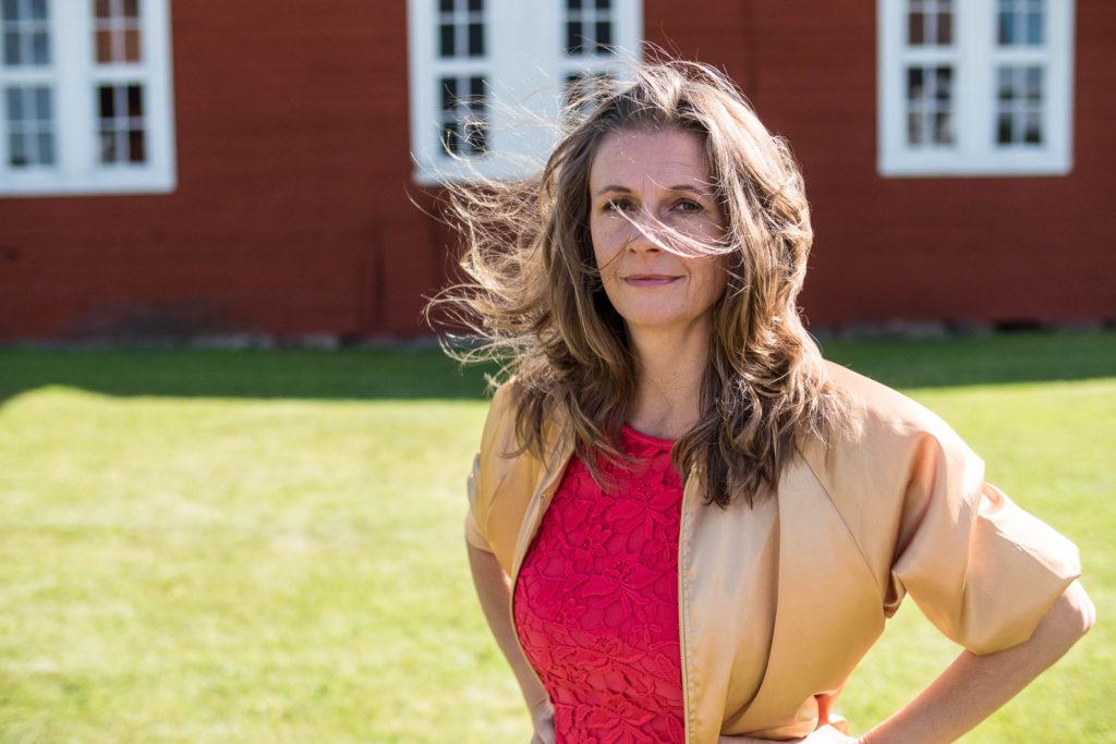 Birgit Denk (Fotocredit: Joakim Sjöholm)