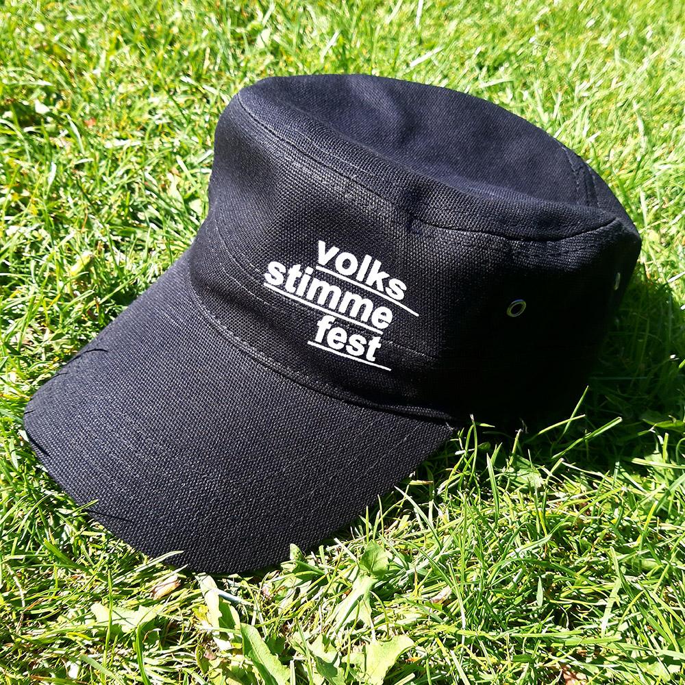 Volksstimmefest Merchandise: Military Cap