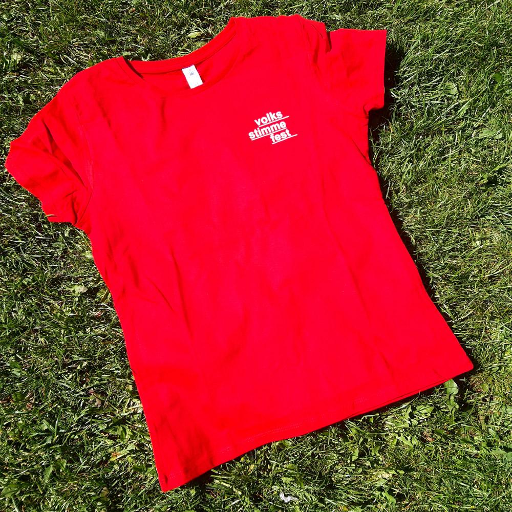 Volksstimmefest Merchandise: T-Shirt